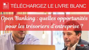 Open banking : quelles opportunités pour le trésorier d'entreprise ?